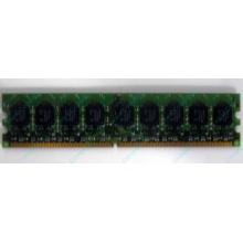 Серверная память 1024Mb DDR2 ECC HP 384376-051 pc2-4200 (533MHz) CL4 HYNIX 2Rx8 PC2-4200E-444-11-A1 (Находка)