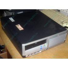 Компьютер HP DC7600 SFF (Intel Pentium-4 521 2.8GHz HT s.775 /1024Mb /160Gb /ATX 240W desktop) - Находка