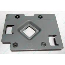 Металлическая подложка под MB HP 460233-001 (460421-001) для кулера CPU от HP ML310G5  (Находка)