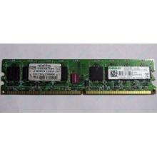 Серверная память 1Gb DDR2 ECC Fully Buffered Kingmax KLDD48F-A8KB5 pc-6400 800MHz (Находка).