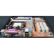 Материнская плата WinFast 6100K8MA-RS socket 939 (Находка)