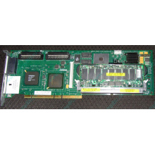 SCSI рейд-контроллер HP 171383-001 Smart Array 5300 128Mb cache PCI/PCI-X (SA-5300) - Находка
