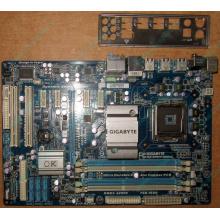 Материнская плата Gigabyte GA-EP45T-UD3LR rev 1.3 Б/У (Находка)
