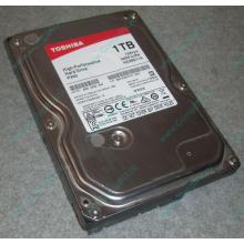 Дефектный жесткий диск 1Tb Toshiba HDWD110 P300 Rev ARA AA32/8J0 HDWD110UZSVA (Находка)