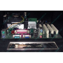 Комплект: плата Intel D845GLAD с процессором Intel Pentium-4 1.8GHz s.478 и памятью 512Mb DDR1 Б/У (Находка)