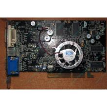 Видеокарта 256Mb ATI Radeon 9600XT AGP (Saphhire) - Находка