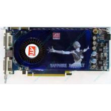 Б/У видеокарта 256Mb ATI Radeon X1950 GT PCI-E Saphhire (Находка)