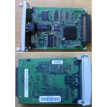 Внутренний принт-сервер Б/У HP JetDirect 615n J6057A (Находка)