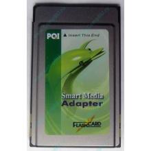 Smart Media PCMCIA адаптер PQI (Находка)